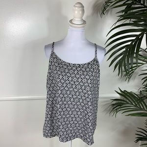 Lane Bryant Geometric Tank Top Womens 18/20